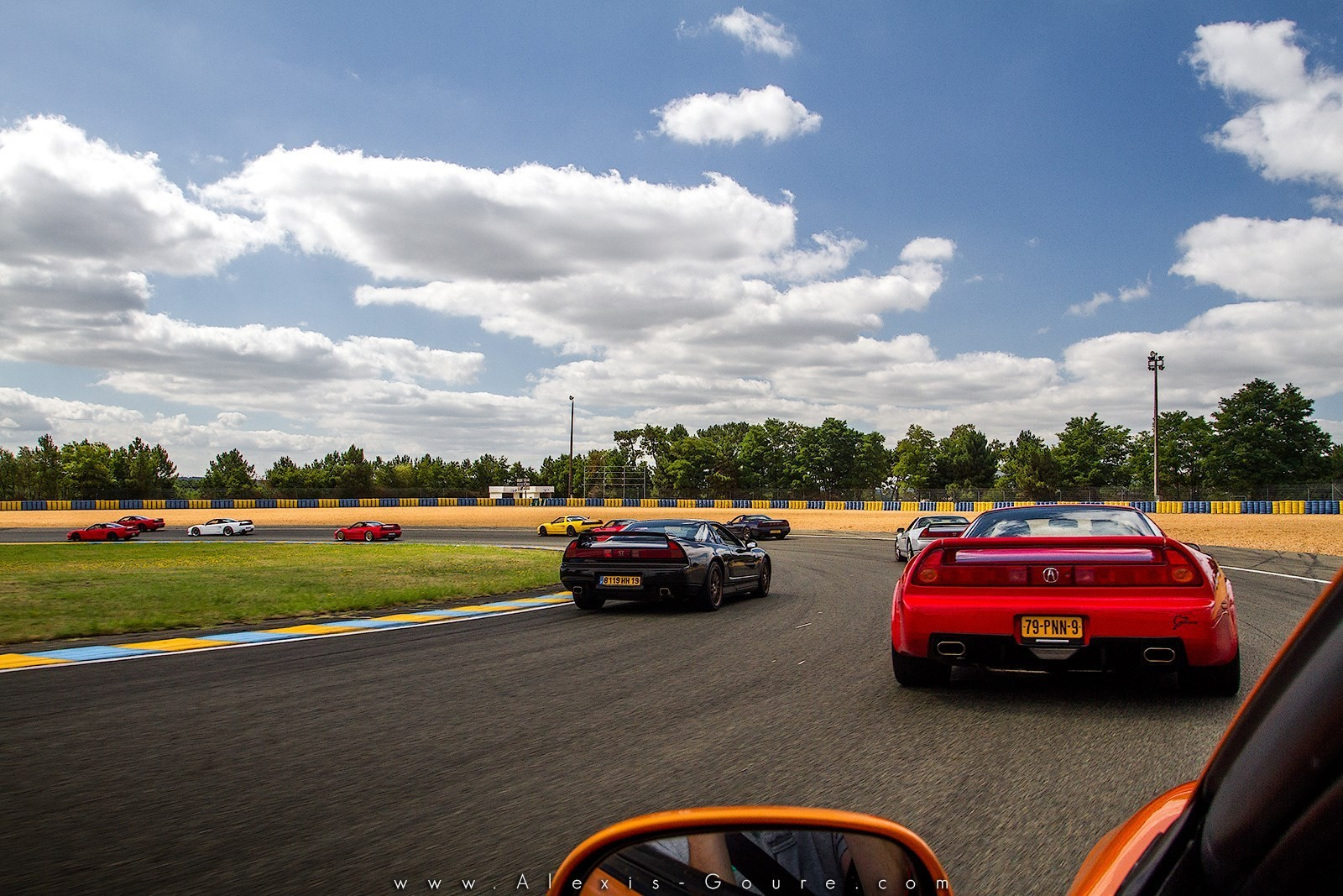 NSX Fiesta Lemans 2013 meeting report