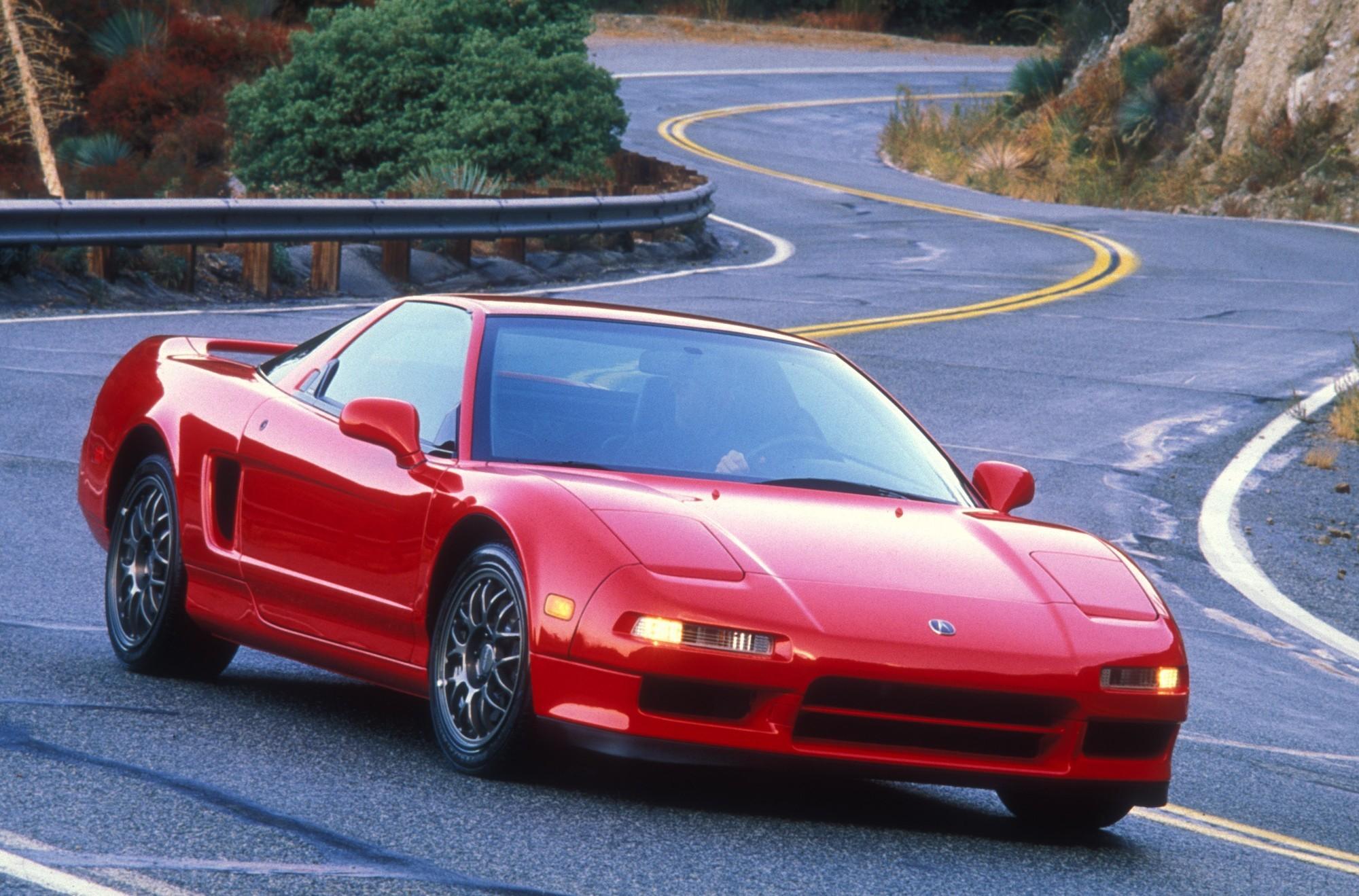 1999 Acura NSX