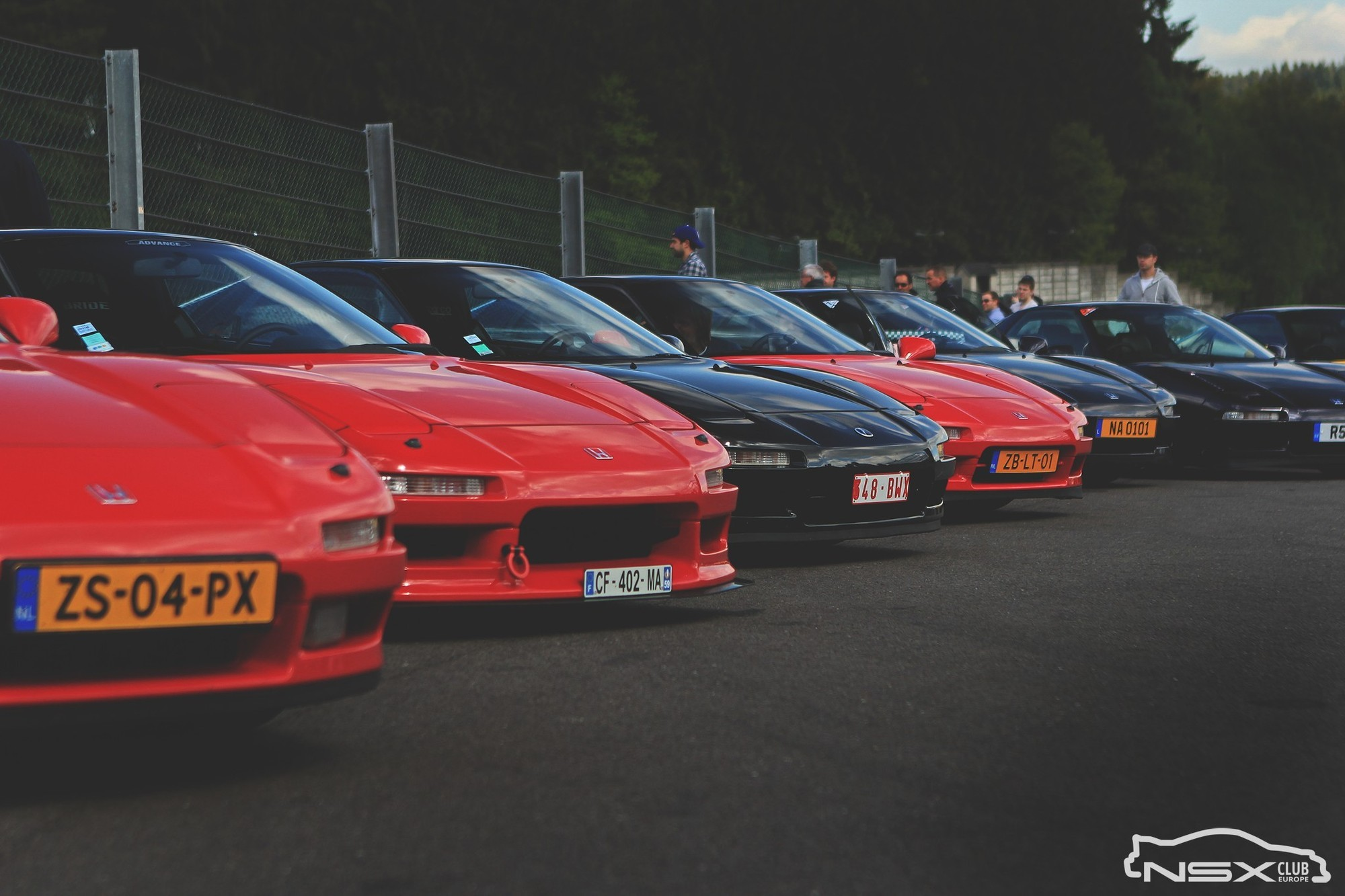 NSX Club Europe Tour 2015 Register now!